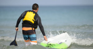 Do you need a life jacket for paddle boarding featured image
