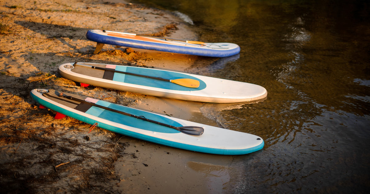 How to pick a paddle board featured image
