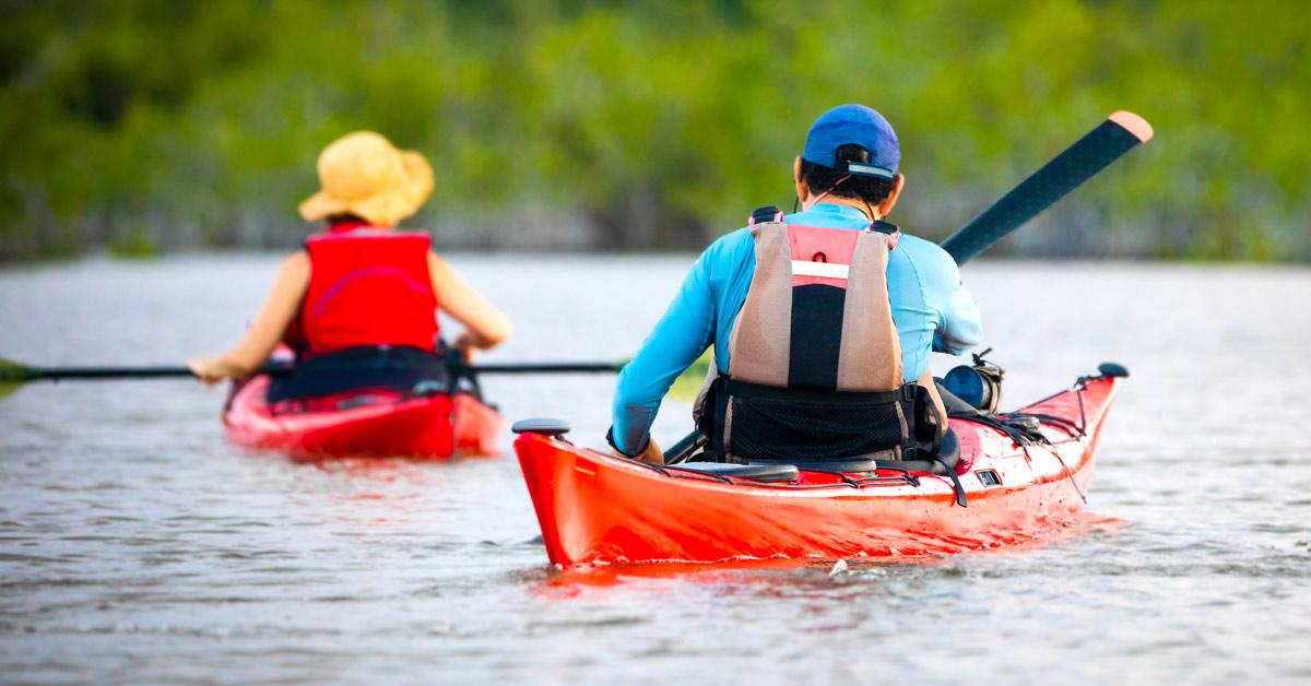 are kayaks dangerous