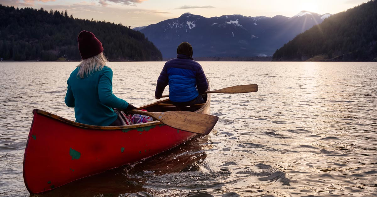 is canoeing good exercise